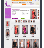 Магазин одежды - Demo33